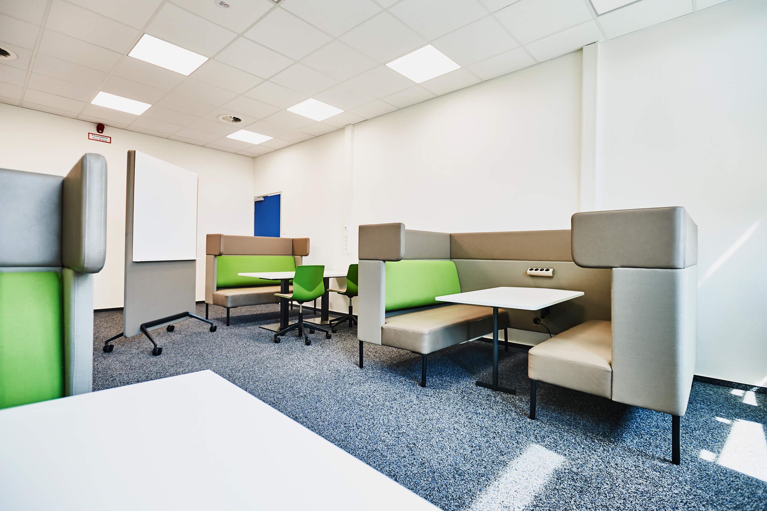 Justus Liebig Universität Gießen   Knorz Bürosysteme. Raum für ...